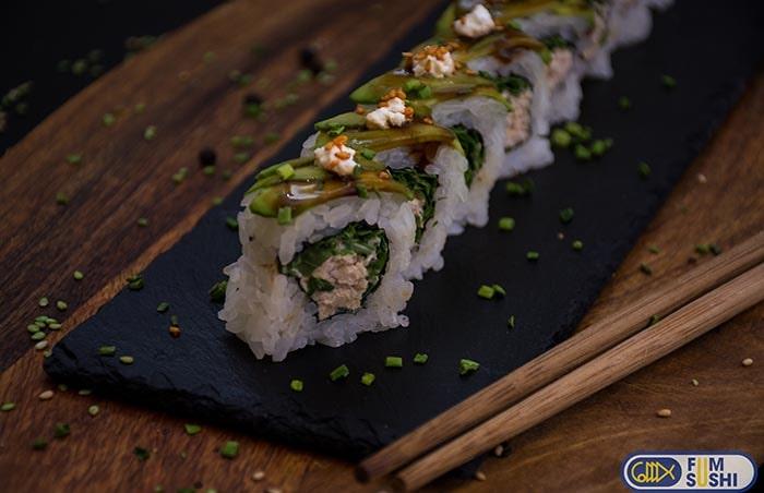 Uramaki Fum chickenyaki